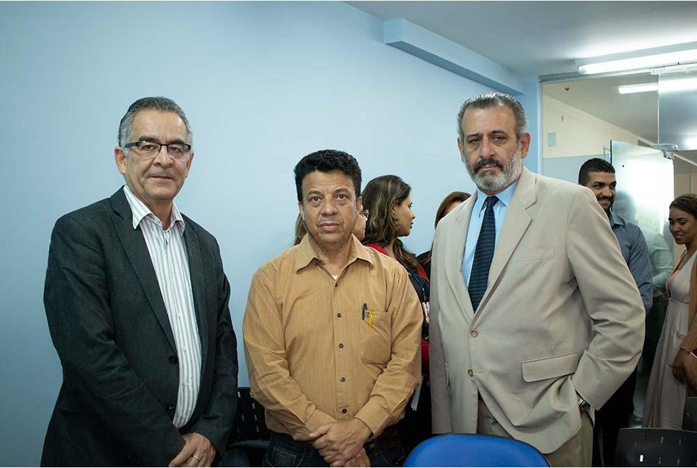 Assinatura do termo de cooperação entre os municípios de Lagoa Santa e Sabará